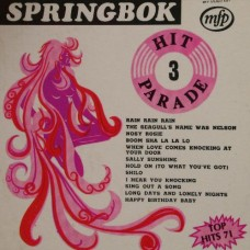 Springbok Hit Parade 3