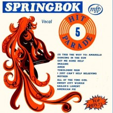 Springbok Hit Parade 5