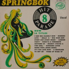 Springbok Hit Parade 8