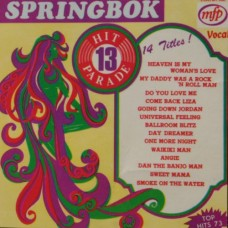 Springbok Hit Parade 13