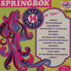 Springbok Hit Parade 14