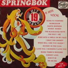 Springbok Hit Parade 19