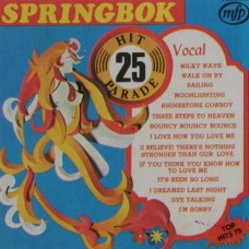 Springbok Hit Parade 25
