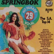 Springbok Hit Parade 29
