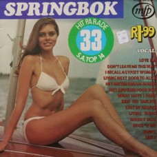 Springbok Hit Parade 33