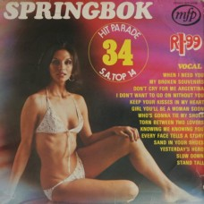 Springbok Hit Parade 34