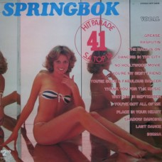 Springbok Hit Parade 41