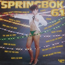 Springbok Hit Parade 61